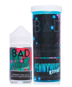 Pennywise Iced Out By Bad Drip 60ml