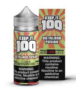 OG Island Fusion 100ml By Keep It 100