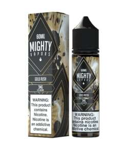 Gold Rush By Mighty Vapors 60ml