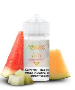 All Melon By Naked100 60ml