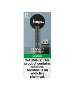 Logic Power Rechargable Kit 27mg 5pk