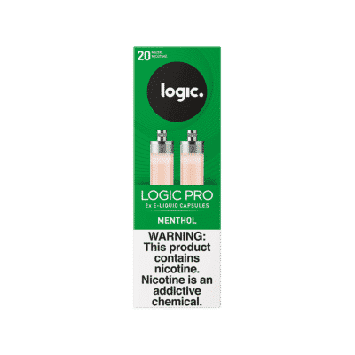 Logic Power Rechargable Kit 27mg 5pk