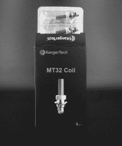 MT32 Replacement Coil 5pk By KangerTech