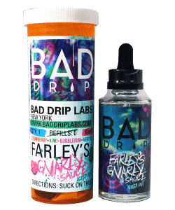 Farley's Gnarly Iced Out - Bad Drip 60ml