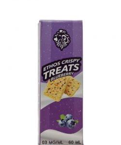 Blueberry Crispy Treats By Ethos Vapors 60ml