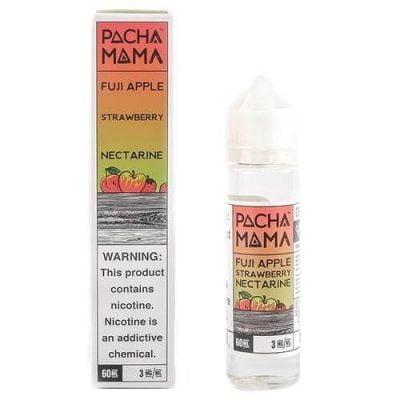Fuji Apple Strawberry Nectarine By Pacha Mama 60ml