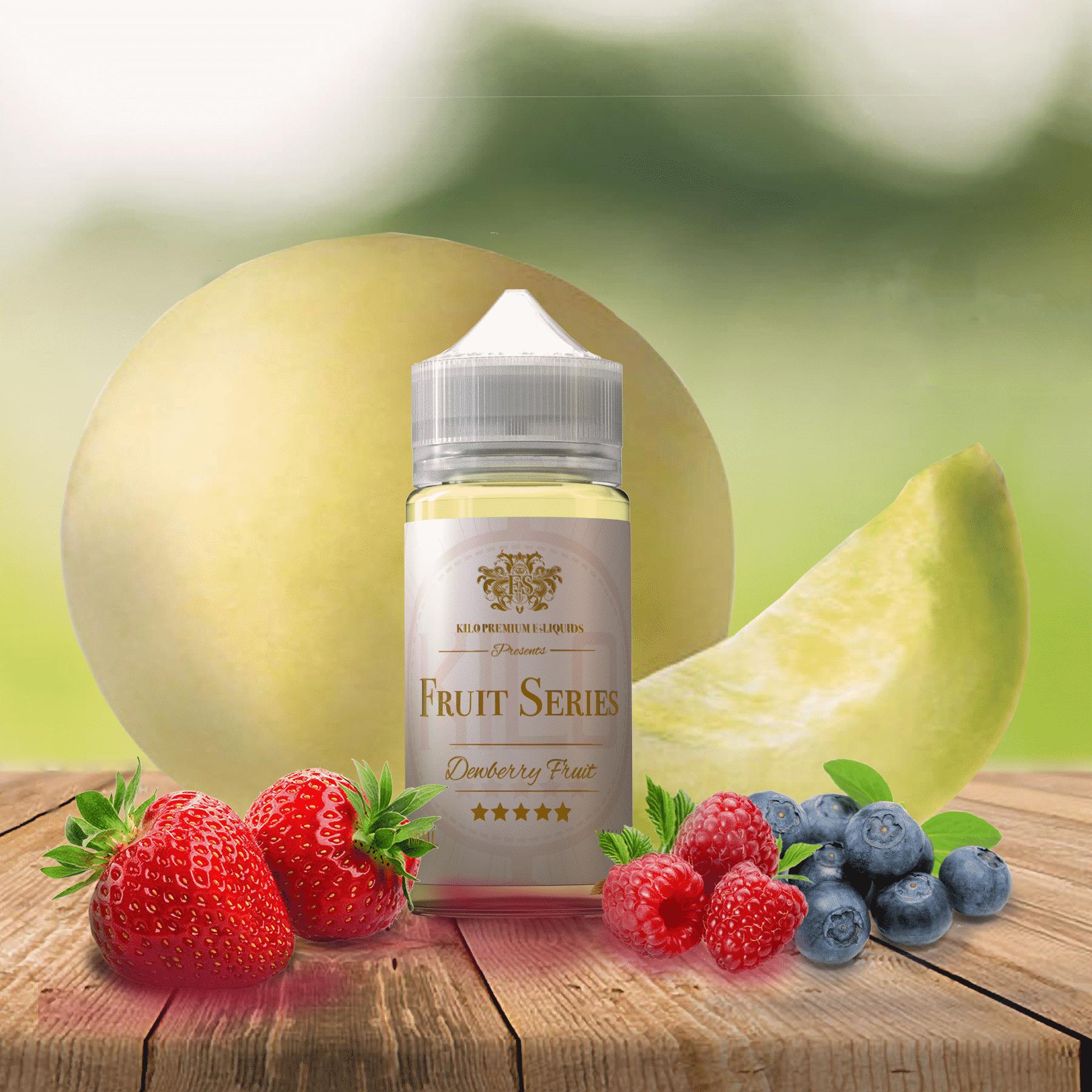 Dewberry Fruit By Kilo 100ml