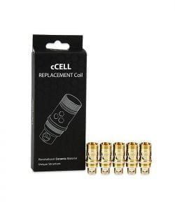 cCell Replacement Coil 5pk By Vaporesso