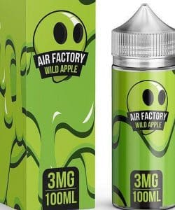 Wild Apple By Air Factory 100ml