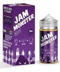 Grape By Jam Monster 100ml