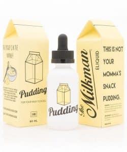 Pudding - The Milkman 60ml