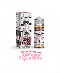 Strawberry ROO By Cloud Theives 100ml