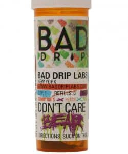 Dont Care Bear By Bad Drip 60ml