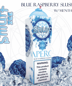 Blue Smurf Ice By Vapergate 60ml