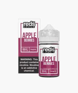 Berries By Reds Apple 7 Daze 60ml