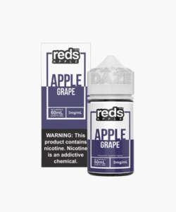 Grape By Reds Apple 7 Daze 60ml