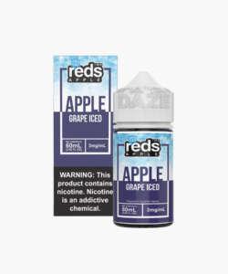 Grape Iced By Reds Apple 7 Daze 60ml