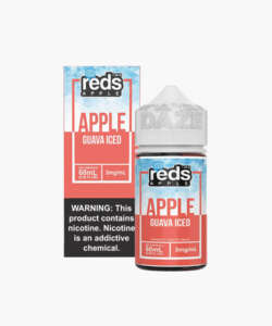 Guava Iced By Reds Apple 7 Daze 60ml