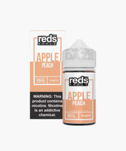 Peach By Reds Apple 7 Daze 60ml