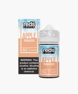 Peach Iced By Reds Apple 7 Daze 60ml
