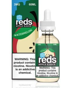 Watermelon By Reds 60ml