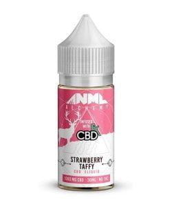 Strawberry Taffy 1000mg By ANML Alchemy 30ml