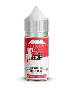 Strawberry Jelly Donut 500mg By ANML Alchemy 30ml