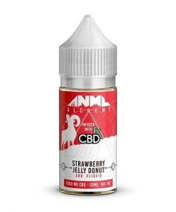 Strawberry Jelly Donut 1000mg By ANML Alchemy 30ml