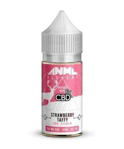 Strawberry Taffy 250mg By ANML Alchemy 30ml