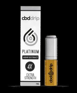 Gold Vape Additive 7ml By CBD Drip