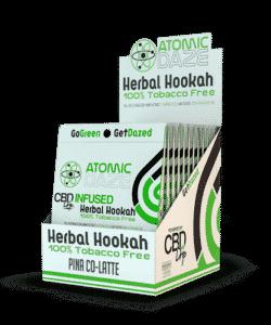 Herbal Hookah Pinkade 12ct By CBD Drip