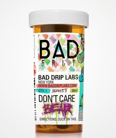 Dont Care Bear By Bad Drip Salts 30ml