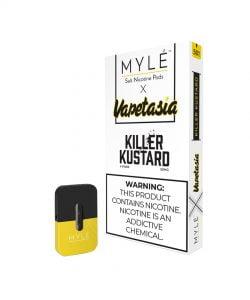 MYLE Pods 5% Nicotine 5pk