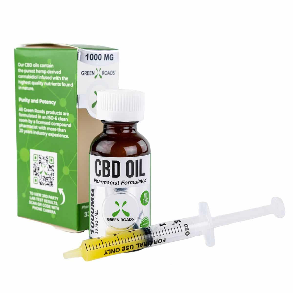 CBD Oil By Green Roads - RZ Smoke - Vape & Smoke Wholesale Distributor