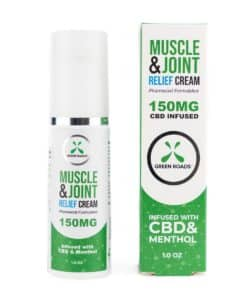 Muscle And Joint Relief Cream By Green Roads