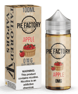 Apple By Pie Factory 100ml
