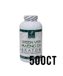 Green Vein Maeng Da Capsules By Whole Herbs