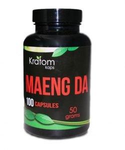 Maeng Da By Kratom Kaps