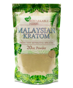 Green Vein Malaysian By Remarkable Herbs