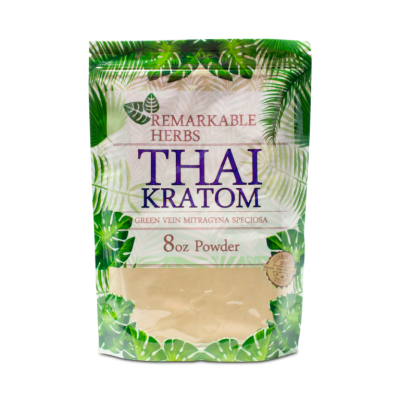 Green Vein Thai By Remarkable Herbs