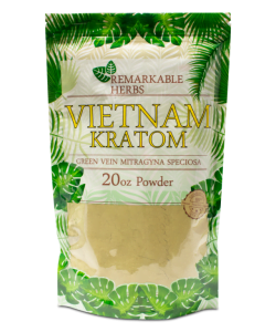 Green Vein Vietnam By Remarkable Herbs