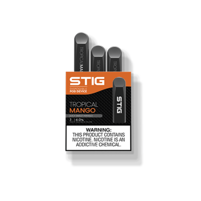 STIG Disposable Device 6% By VGOD