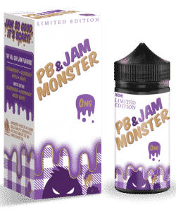 PB & Jam Monster Grape By Jam Monster 100ml
