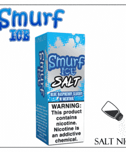 Blue Smurf Salt By Vapergate 30ml