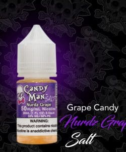 Fruity Twist By Candy Man Salt 30ml