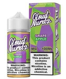 Grape Apple By Cloud Nurdz 100ml