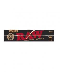 Black King Size 50pk By RAW