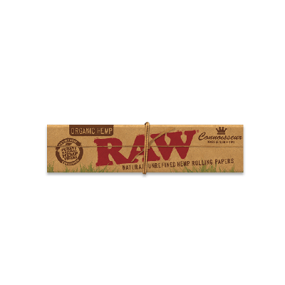 Connoisseur King Size 24pk By RAW