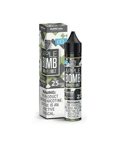 Iced Apple Bomb By VGOD SaltNic Labs 30ml