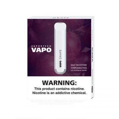 Vapo 6.0% Nicotine By VaporTech